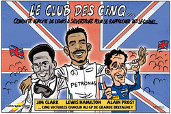 Le GP de Cirebox - Grande-Bretagne 1