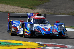 #31 Vaillante Rebellion Racing Oreca 07 Gibson: Жюльє Каналь, Бруно Сенна, Філіпе Альбукерке