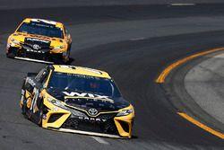 Martin Truex Jr., Furniture Row Racing Toyota Matt Kenseth, Joe Gibbs Racing Toyota