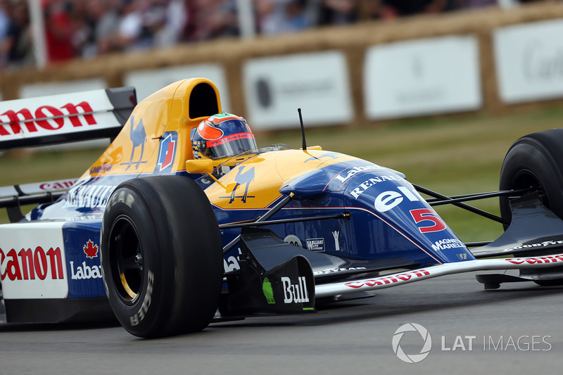 Karun Chandhok, Williams FW14B