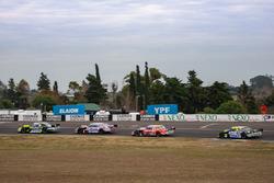 Martin Ponte, UR Racing Team Dodge, Martin Serrano, Coiro Dole Racing Chevrolet, Mariano Werner, Wer