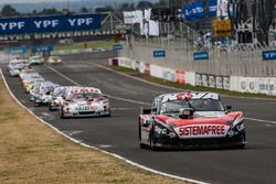 Matias Rossi, Nova Racing Ford, Christian Dose, Dose Competicion Chevrolet