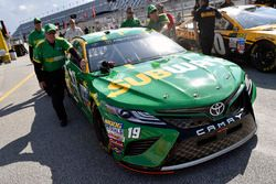 Даниэль Суарес, Joe Gibbs Racing Toyota