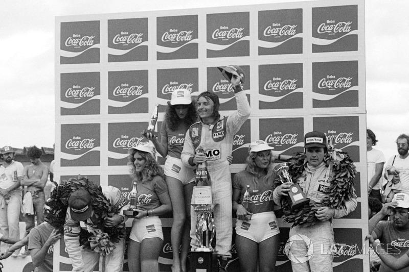 René Arnoux - 7 vitórias