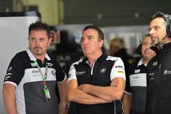 Genesio Bevilacqua, directeur du team Althea Racing