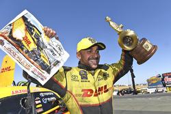 Funny Car winner J.R. Todd