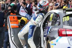 Winner Ashley Sutton, Team BMR Subaru Levorg