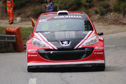 Joël Rappaz, Peugeot 207 S2000, JoSpeed