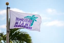 Flagge: Miami-Homestead Speedway