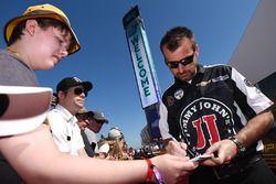 Rodney Childers, crew chief de Kevin Harvick, Stewart-Haas Racing Chevrolet