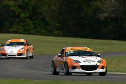 #34 Murillo Racing Mazda MX-5: Christian Szymczak, Christopher Stone