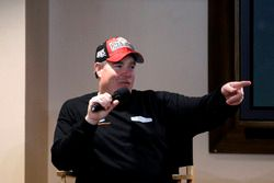 Tony Gibson, Crew chief of Kurt Busch, Stewart-Haas Racing Ford