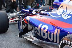 Toro Rosso STR12: Seitenkasten