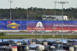 Brendan Gaughan, Richard Childress Racing Chevrolet, Ryan Reed, Roush Fenway Racing Ford, Sunoco sig