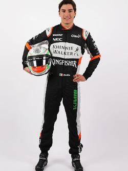 Alfonso Celis Jr., pilote de développement Sahara Force India F1