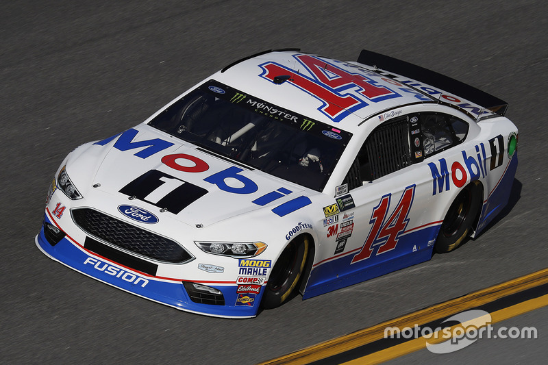 #14: Clint Bowyer, Stewart-Haas Racing, Ford