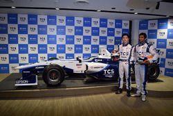 Daisuke Nakajima, Narain Karthikeyan, Nakajima Racing