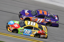 Денни Хэмлин, Joe Gibbs Racing Toyota, Кайл Буш, Joe Gibbs Racing Toyota