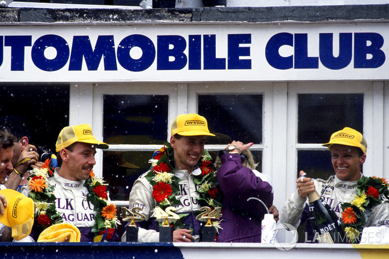 1988: Jan Lammers, Johnny Dumfries, Andy Wallace
