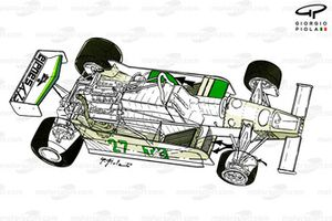Williams FW07 1979 detailed overview