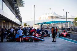 Alessio Lorandi, Jenzer Motorsport, Kevin Joerg, Arden International, Steijn Schothorst, Arden Inter