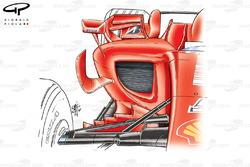 Ponton de la Ferrari F2007