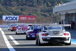 porsche GT3 challenge cup japan