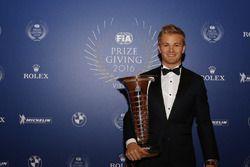 Wereldkampioen Formule 1 2016 Nico Rosberg