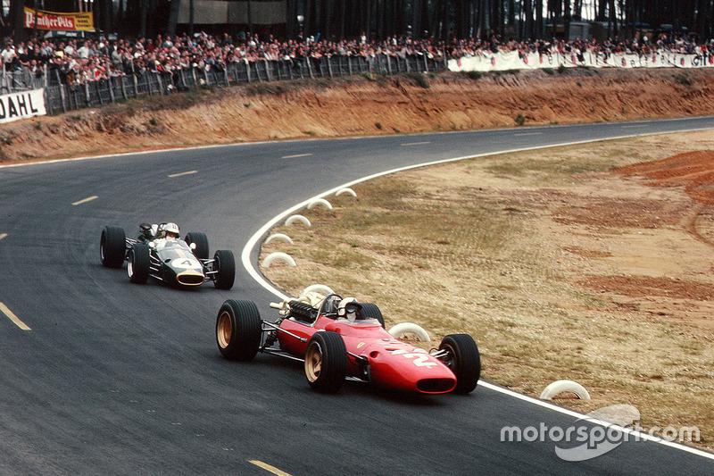 1967-1968: Ferrari 312/67