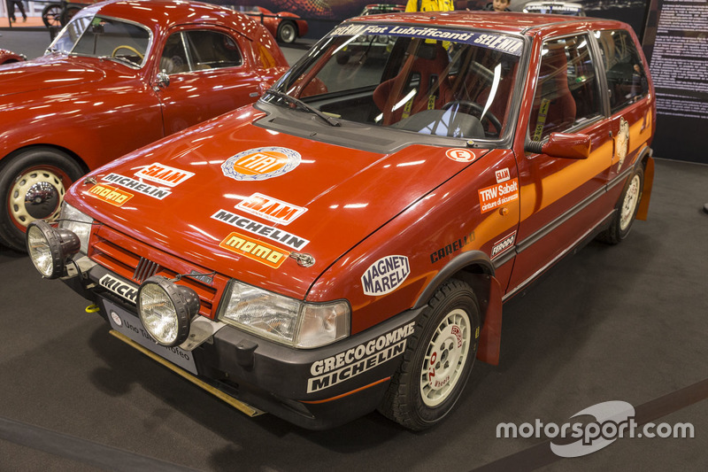 Fiat Uno Turbo Trofeo