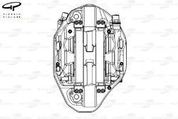 Brembo caliper (front)