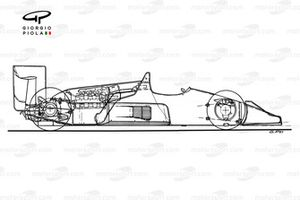Williams FW11B 1987 packaging detail overview