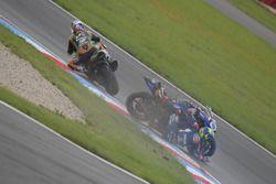 Kenan Sofuoglu, Kawasaki Puccetti Racing, Federico Caricasulo, GRT Yamaha Official WorldSSP Team kaz