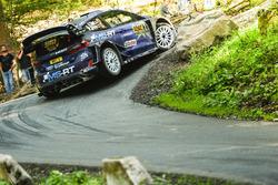 Ott Tänak, Martin Järveoja, Ford Fiesta WRC, M-Sportd
