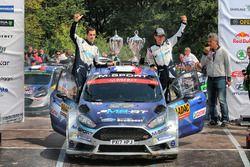 Эрик Камилли и Бенжамен Вейя, Ford Fiesta R5, M-Sport