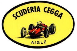 Scuderia Cegga Aigle, logo