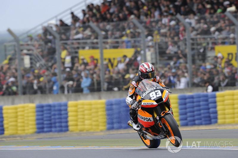 Victoire #11 : GP de France 2011 de Moto2 - Le Mans