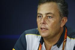Менеджер Pirelli Racing Марио Изола
