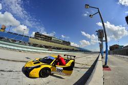 #209 Scuderia Corsa - Ferrari Westlake Ferrari 458 Challenge: Oscar Paredes-Arroyo