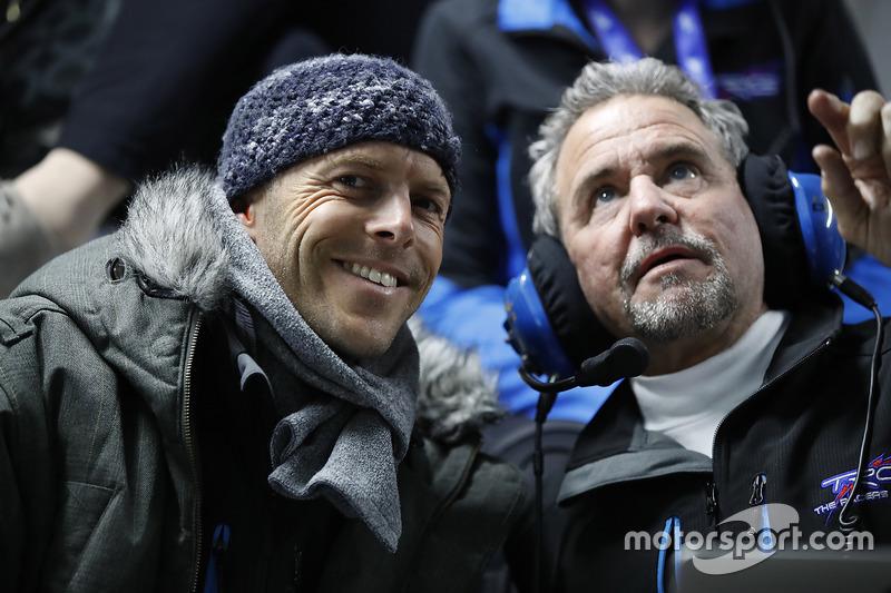 Jan Heylen, Kevin Buckler