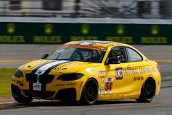 #54 JDC-Miller Motorsports, BMW 228i: Michael Johnson, Stephen Simpson