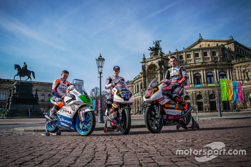 Jakub Kornfeil, Patrik Pulkkinen, Freddie Heinrich, Peugeot MC Saxoprint