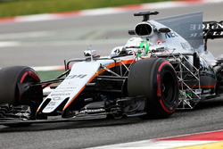 Alfonso Celis Jr., Sahara Force India F1 VJM10