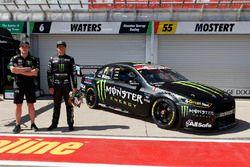 Cameron Waters, Richie Stanaway, Prodrive Racing Australia livery unveil