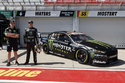 Cameron Waters, Prodrive Racing Australia; Richie Stanaway, Prodrive Racing Australia