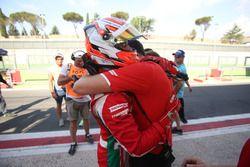 Il vincitore di Gara 2 Marcus Armstrong, Prema Power Team