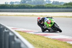 #39 Moto 39 Competition, Kawasaki: Arnaud Simon, Frederic Tachin, Nicolas Cheli