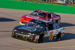 Elliott Sadler, JR Motorsports Chevrolet, Ross Chastain, Ford