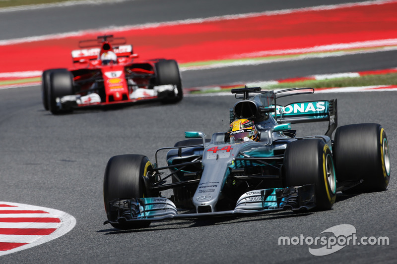2017: Lewis Hamilton, Mercedes F1 W08 Hybrid