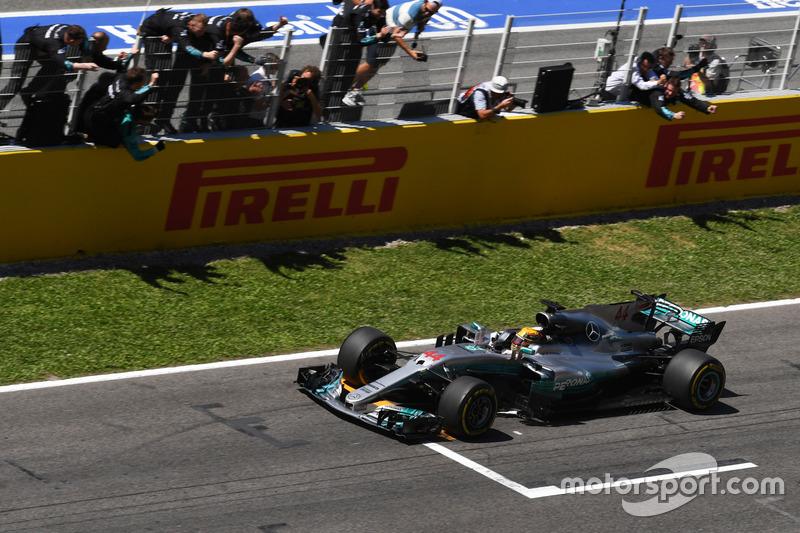 2007 Lewis Hamilton, Mercedes-Benz F1 W08